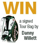 Callaway Danny Willett bag competition