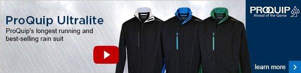 ProQuip Ultralite suit