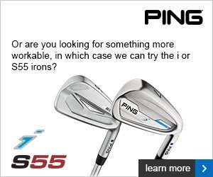 PING i irons