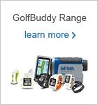 GolfBuddy's GPS Range for 2016