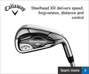 Callaway Steelhead XR Irons