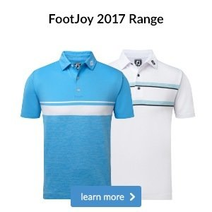 FootJoy Spring Summer 2017 Clothing