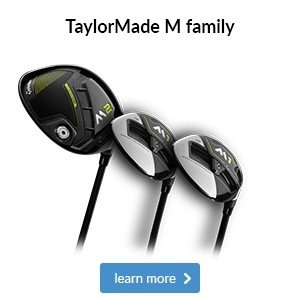 TaylorMade - Find your M combination