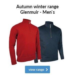Glenmuir autumn winter clothing 2017